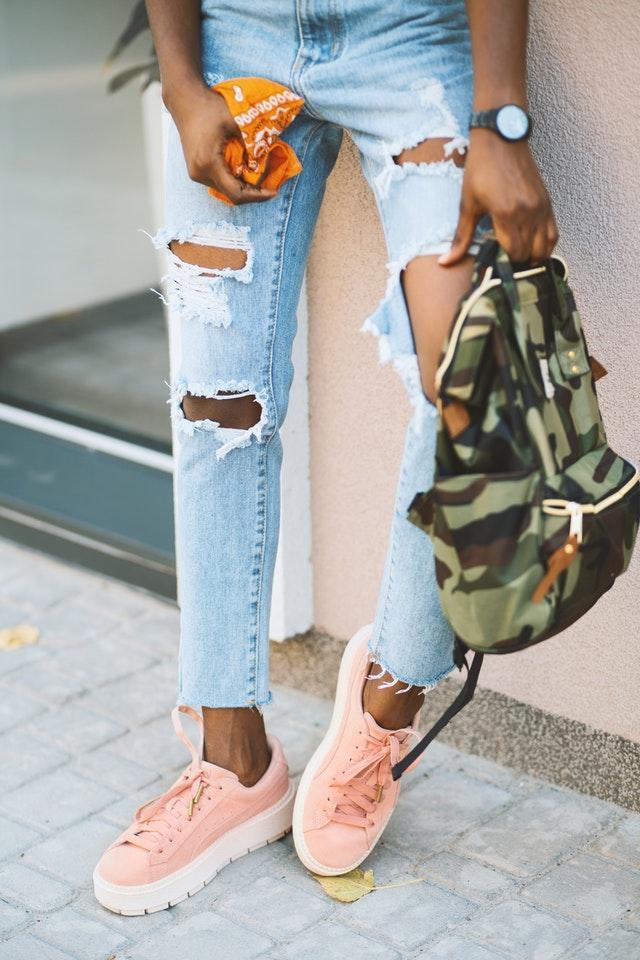 Dags att investera i Sneakers i pastellfärger